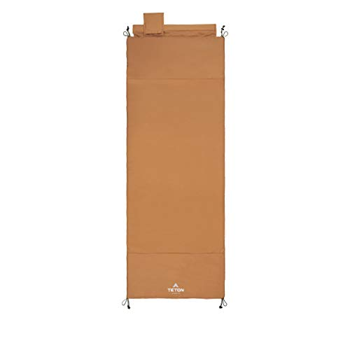 Teton Sports foam camping pad.