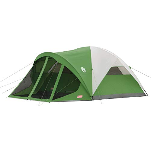 Coleman 6 Person Tent with Screen Room