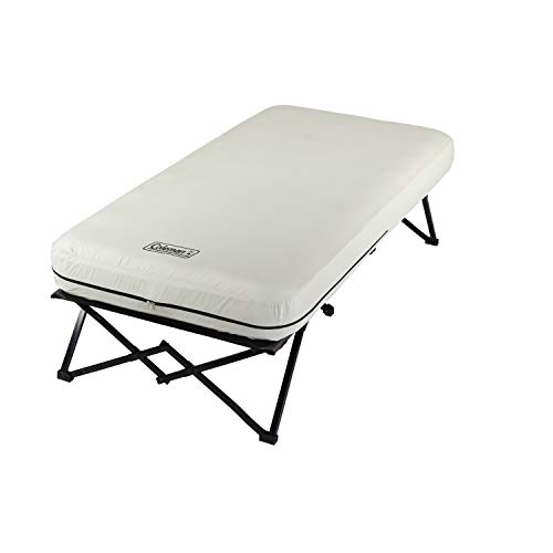 Best camping cots: Coleman Air Mattress Cot