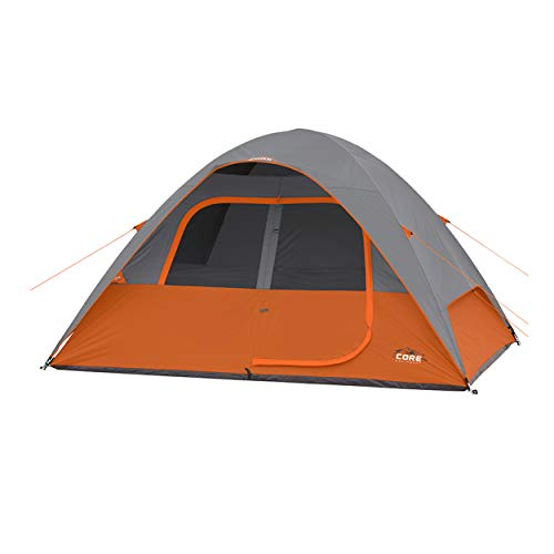 Best 6 person tent - Core Dome camping tent