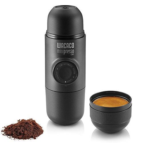 Portable Espresso Machine for solo camping