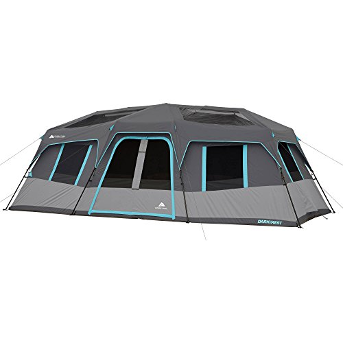 Ozark Trail Dark Rest 20x10 12 Person Large Camping Tent
