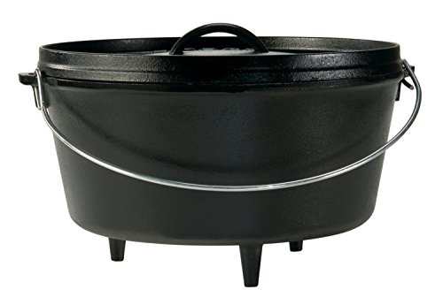Dutch oven for camping