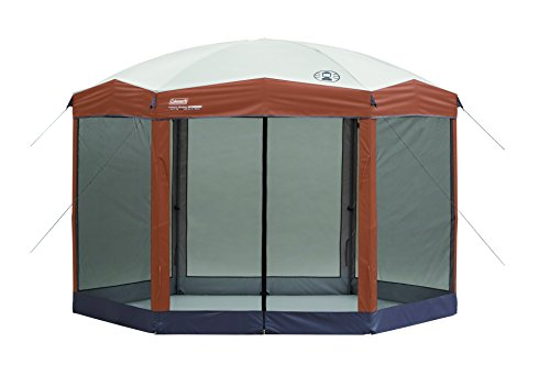 Best pop-up canopies for camping; Coleman Screened Instant Canopy
