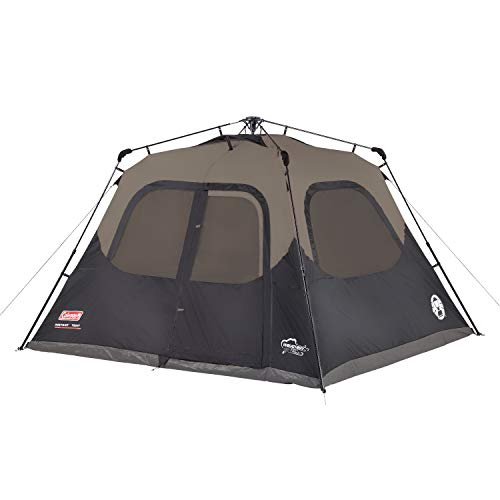 Coleman Instant Cabin 6 Person Tent