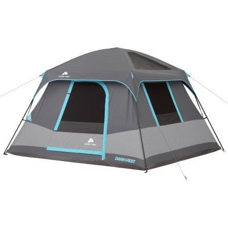 Ozark Trail 6-Person Dark Rest Instant Cabin Tent