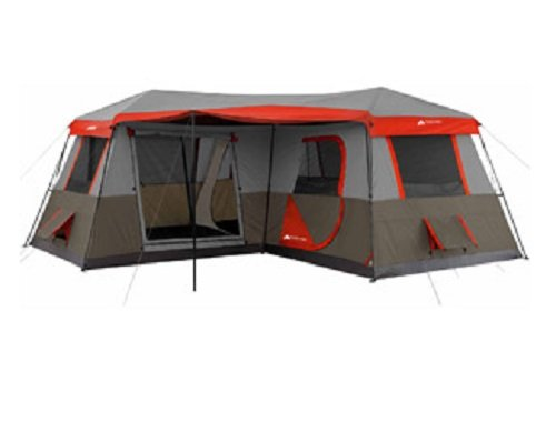 Ozark Trail 16x16-Feet 12-Person Instant Cabin Tent