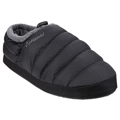 Comfortable camping slippers