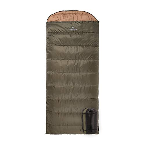 Teton Sports sleeping bag.