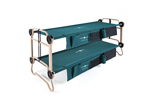 Disc-O-Bed Bunk Bed Cots for camping