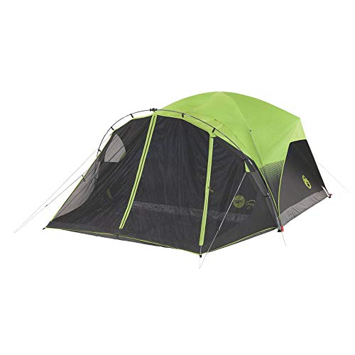 Coleman 4 Person Dome Tent with Screen Room