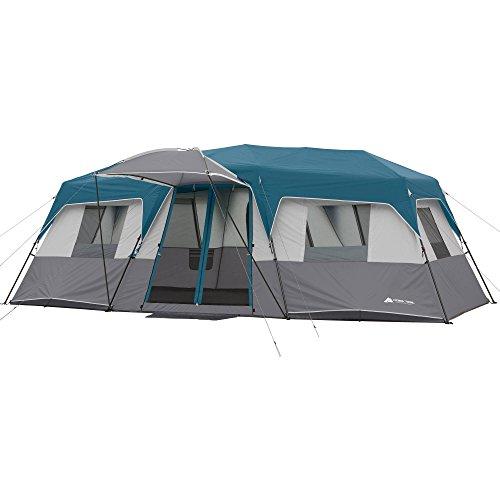 Ozark Trail 15-Person 3 Room Split Plan Instant Cabin