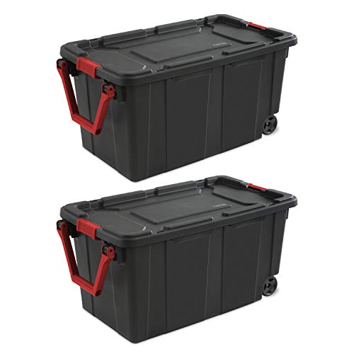 Camping gifts: heavy-duty storage containers