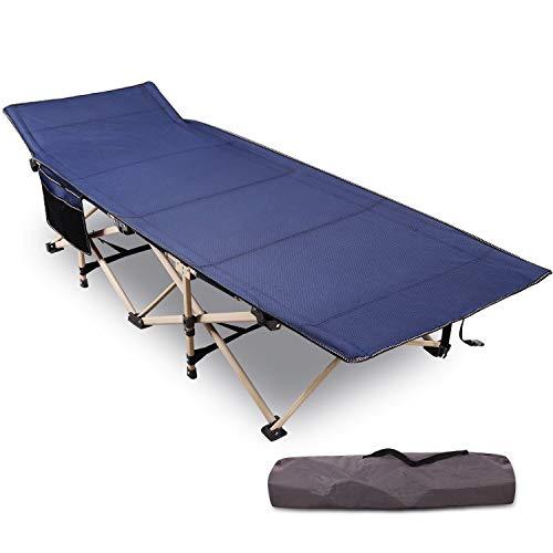 REDCAMP Folding camping cot