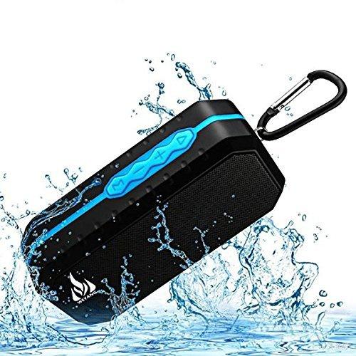 Solo camping gear, waterproof wireless speaker