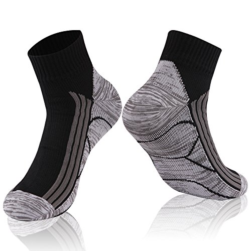 Waterproof hiking and camping socks.