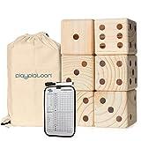 Planning camping trip: Large dice game
