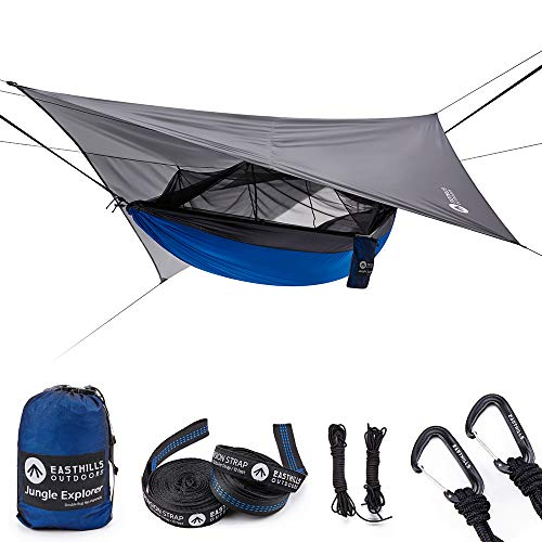 Solo Camping Gear, Easthills Outdoors Jungle Double Camping Hammock