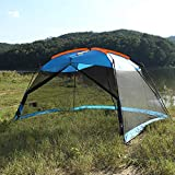 YDYL Screen House 13'x9',Easy Installation Canopy shelter,Insect Proof, Easy for Outdoor Kitchen Upgrade to Thicker and Stronger Fabric Since Year 2021