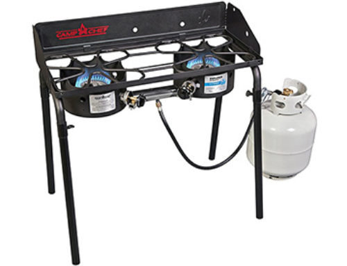 Camp Chef 14″ 2 Burner Stove Review