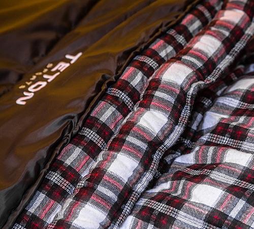 Teton Sports Fahrenheit XXL Sleeping Bag Review 3