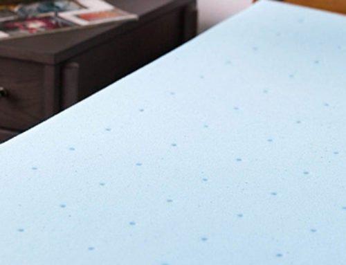 Gel Memory Foam Camping Mattress Review
