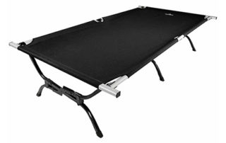 Teton Sports Outfitter XXL Camp Cot Review 1