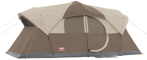 Coleman Weathermaster 17x9 Large Camping Tent