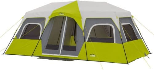 Core 18x12 Instant Family Cabin Tent