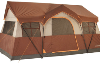 Field & Stream Highlands Lodge 12 person 16x11 cabin tent