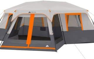 Ozark Trail 12 Person 20x18 instant cabin tent