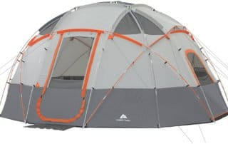 Ozark Trail 12 Person 16x16 sphere tent