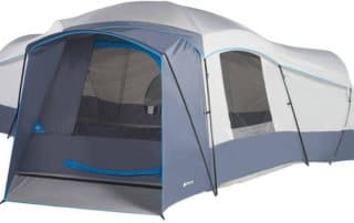 Ozark Trail 23x18 16 person large family camping tent.