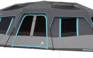 Ozark Trail 20x10 Dark Rest Family Camping Tent