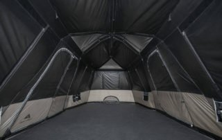 Ozark Trail 20x10 Dark Rest Tent Inside View