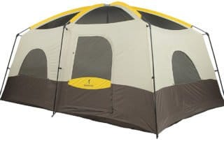 Browning 15x10 Camping Big Horn family tent without rainfly.