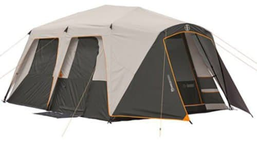 Bushnell Shield Series 9 Person 15x9 instant cabin tent.