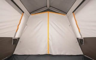 Bushnell Shield Series 9 Person 15x9 instant large cabin tent room divider.