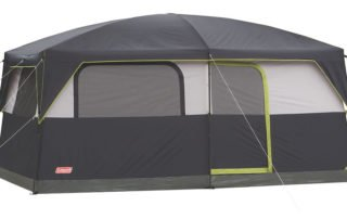 Coleman Signature Prairie Breeze 14x10 camping tent.