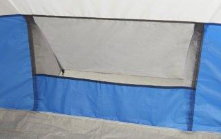 Wenzel Klondike 8 person 17x11 tent inside vent.