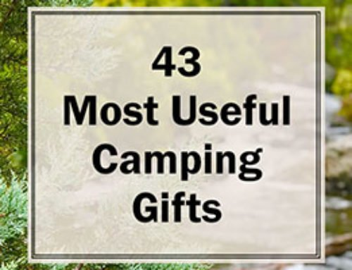 43 Most Useful Camping Gifts For Outdoor Lovers