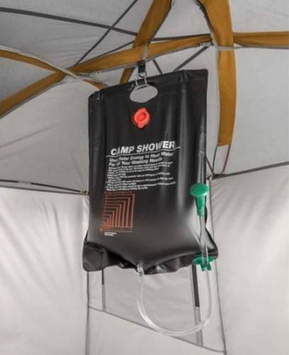 Ozark Trail 2-Room Shower Tent Review | A Shower Tent for the Family