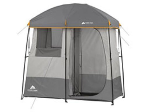 Ozart Trail 2-Room Shower Tent Review