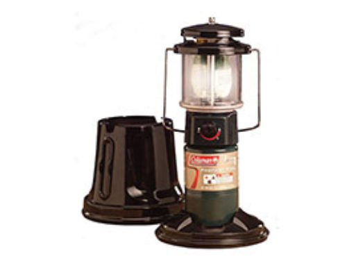 Coleman QuickPack Propane Camping Lantern Review