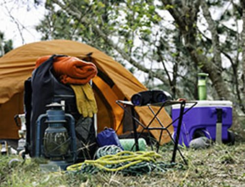 A Practical Guide to Family Camping Gear Storage