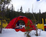 Winter Camping Tent Heaters