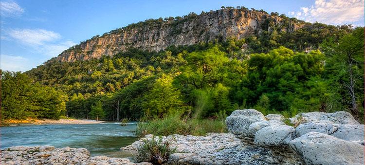 Garner State Park in Texas