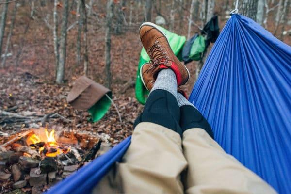 Best camping hammocks - camping in a hammock