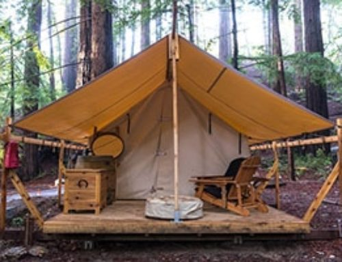 Camper's Guide to Glamping