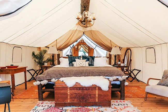 Glamping to camping guide